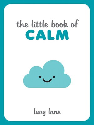 cover image of The Little Book of Calm