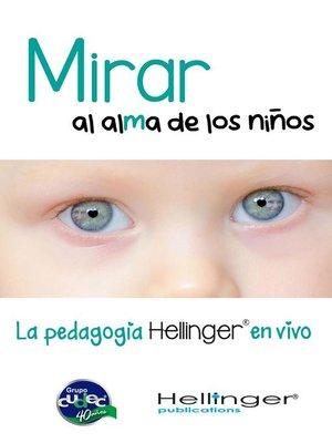 cover image of Mirar al alma de los niños