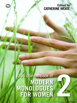 cover image of The Oberon Book of Modern Monologues for Women, Volume 2
