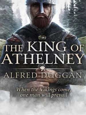 cover image of The King of Athelney