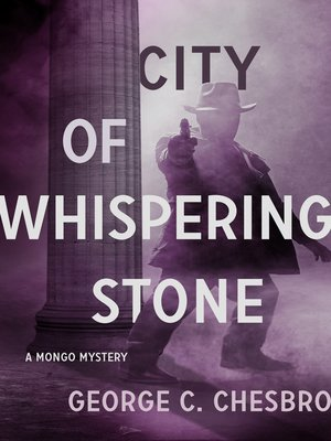 cover image of City of Whispering Stone