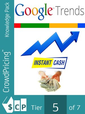 cover image of Google Trends Instant Cash