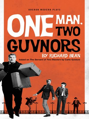 cover image of One Man, Two Guvnors