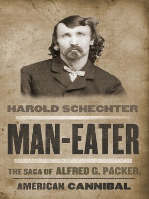 cover image of Man-Eater