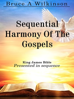 cover image of Sequential Harmony of the Gospels
