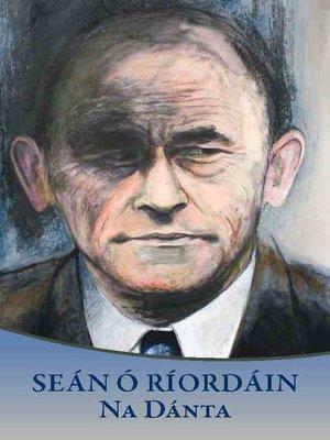cover image of Seán Ó Ríordáin