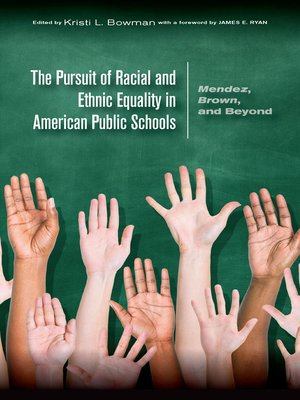 cover image of The Pursuit of Racial and Ethnic Equality in American Public Schools