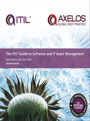 cover image of ITIL® Guide to Software and IT Asset Management--