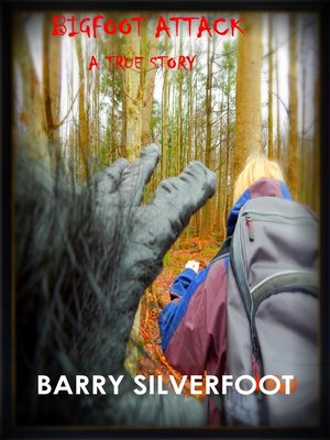 cover image of Bigfoot Attack