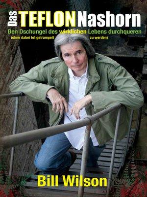 cover image of Das Teflon Nashorn