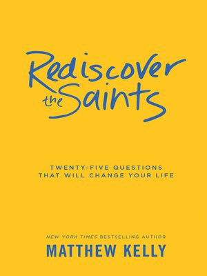 cover image of Rediscover the Saints