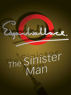 cover image of The Sinister Man
