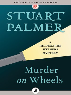 cover image of Murder on Wheels
