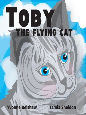 cover image of Toby the Flying Cat