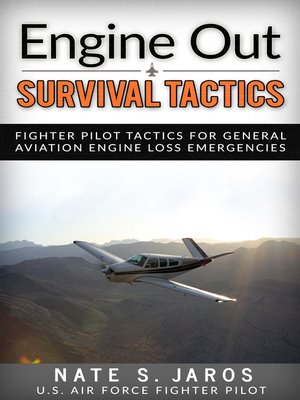 cover image of Engine Out Survival Tactics