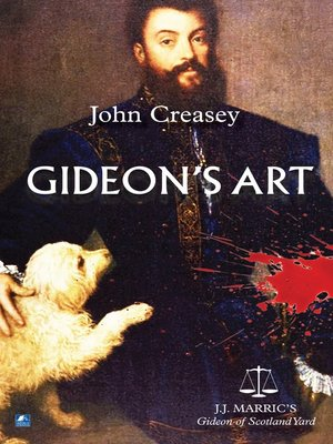 cover image of Gideon's Art