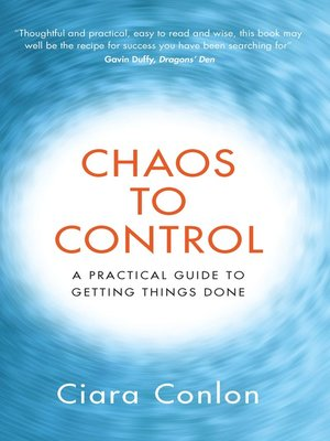 cover image of Chaos to Control