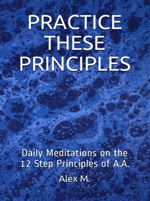 cover image of Practice These Principles