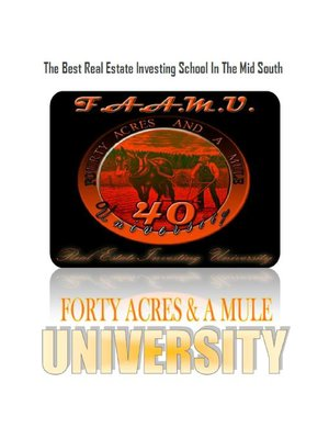 cover image of The Best Real Estate Investing School In the Midsouth