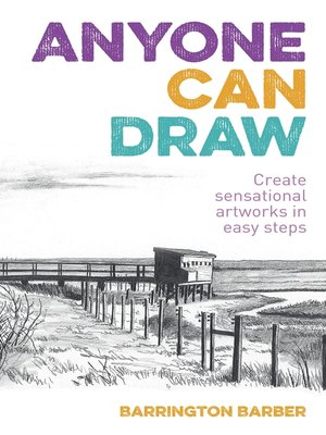 cover image of Anyone Can Draw