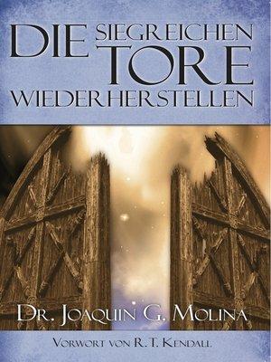 cover image of Die siegreichen Tore