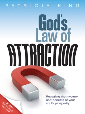 cover image of God's Law of Attraction