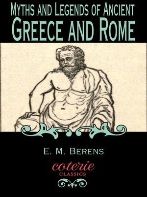 cover image of Myths and Legends of Ancient Greece and Rome