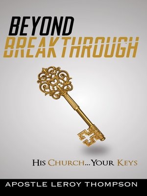 cover image of Beyond Breakthrough