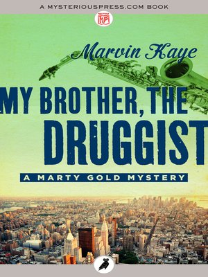 cover image of My Brother, the Druggist