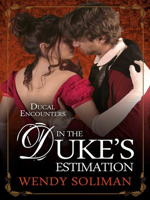 cover image of In the Duke's Estimation