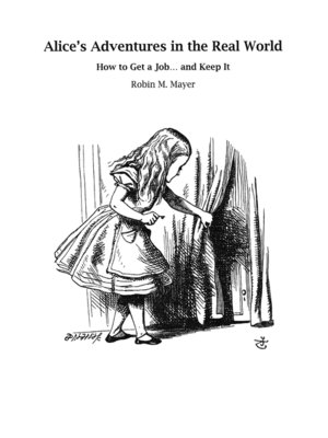 cover image of Alice's Adventures in the Real World