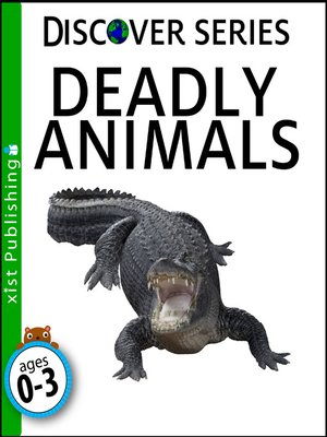 cover image of Deadly Animals