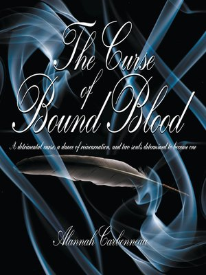 cover image of The Curse of Bound Blood