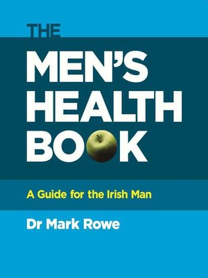 cover image of The Men's Health Book