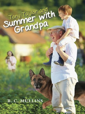 cover image of Tony Taylor and Summer with Grandpa