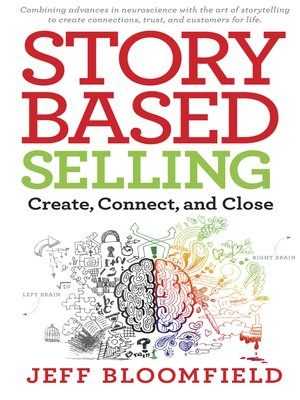 cover image of Story-Based Selling