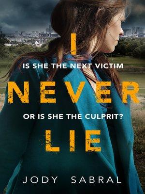 cover image of I Never Lie