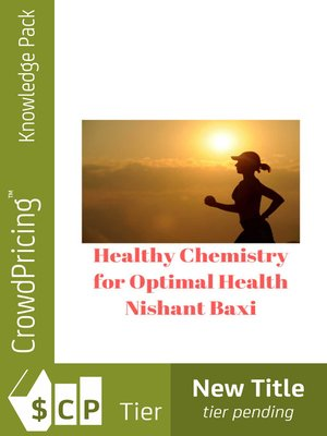 cover image of Healthy Chemistry for Optimal Health