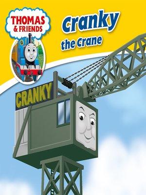 cover image of Cranky the Crane