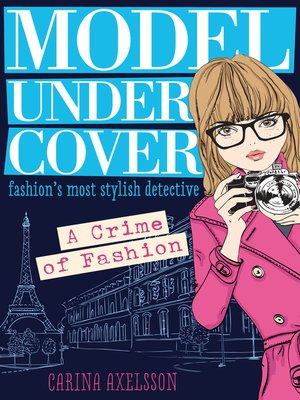 cover image of A Crime of Fashion