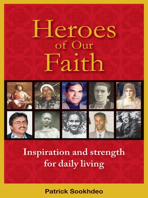 cover image of Heroes of Our Faith