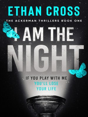 cover image of I Am the Night