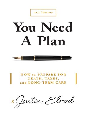 cover image of You Need a Plan