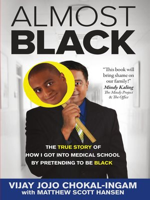 cover image of Almost Black
