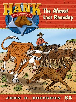 cover image of The Almost Last Roundup