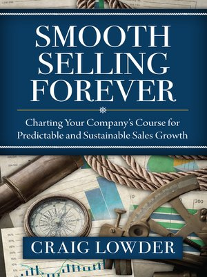 cover image of Smooth Selling Forever