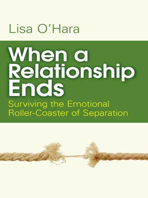 cover image of When a Relationship Ends