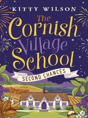 cover image of The Cornish Village School--Second Chances