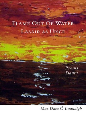 cover image of Flame out of Water