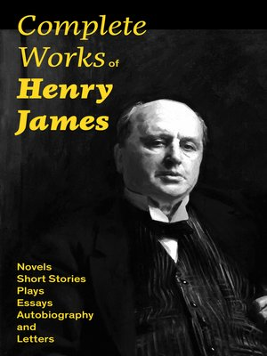 cover image of Complete Works of Henry James